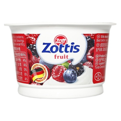 Zott Zottis Fruit(Forest Fruits) 100g