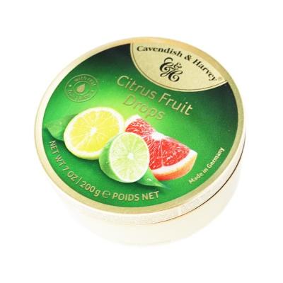 Cavendish&Harvey Citrus Fruit Drops 200g