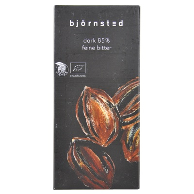 Bjornsted 85% Dark Chocolate 100g