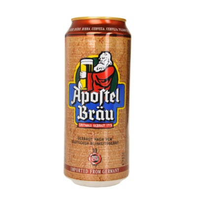 Apostel Brau Beer 500ml
