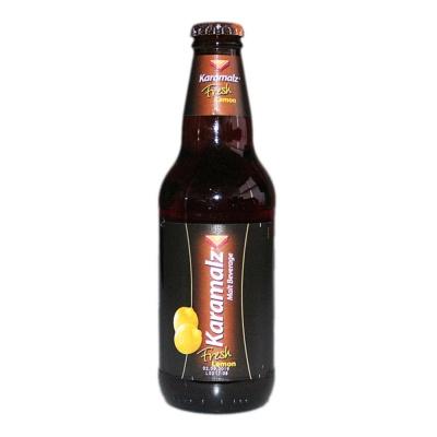 Karamalz Fresh Lemon Malt Beverage 330ml