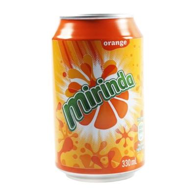 Pepsi Mirinda Orange Cola 330ml