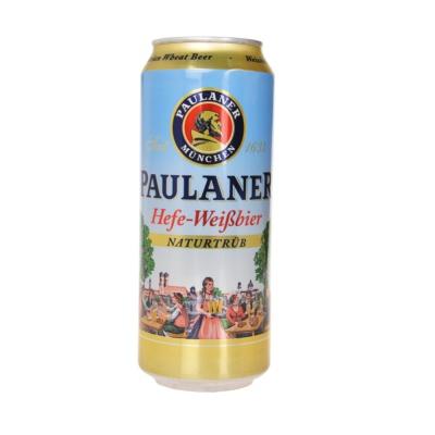 普拉那柏龙白啤酒(听) 500ml