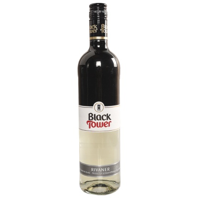 Black Tower Rivaner White Wine 750ml
