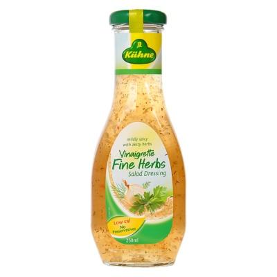 Kuhne Fine Herbs Salad Dressing 250ml