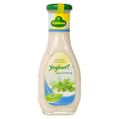 Kuhne Yoghurt Salad Dressing 250ml