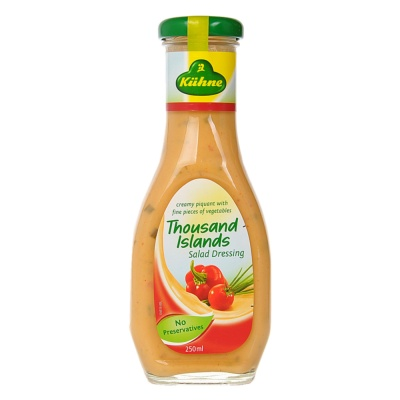 Kuhne Dressing Thousand Islands 250ml