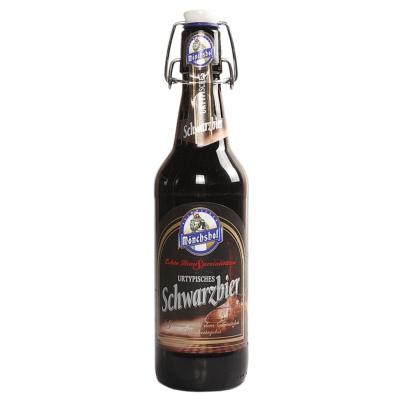 猛士黑啤酒 500ml