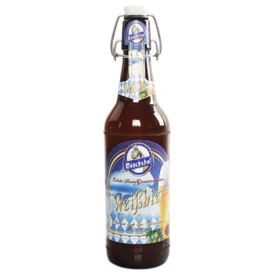 Monchshof Weipbier Wheat Beer 500ml