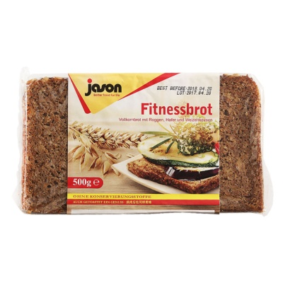 Jason Oat Bread 500g