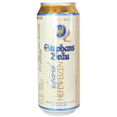 Stephans Brau Wheat Beer 500ml