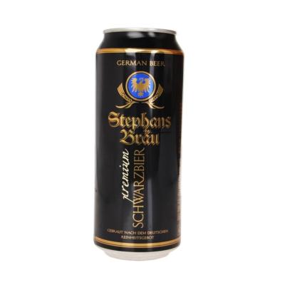 Stephans Brau Schwarzbier Beer 500ml