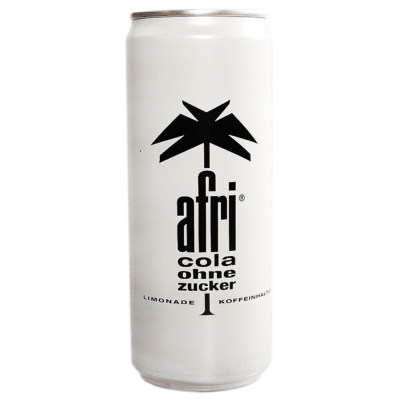 Afri Lemon Sugar-Free Cola 330ml