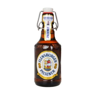 Flensburger Pilsener Beer 330ml