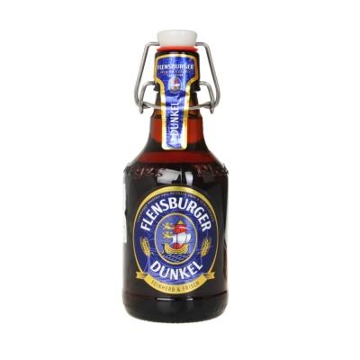 Flensburger Dunkel Beer 330ml