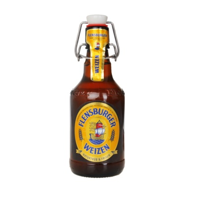 Flensburger Weizen Beer 330ml