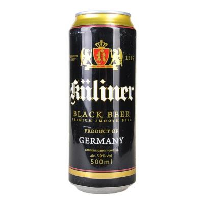Kuliner Black Beer 500ml