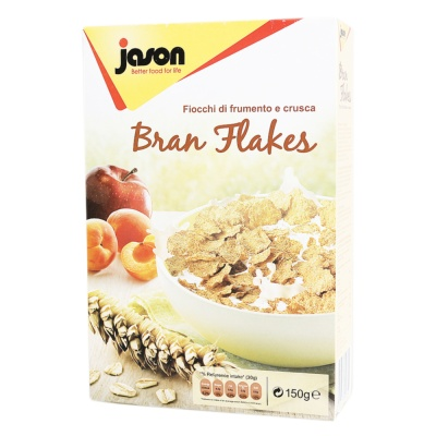 Jason Bran Flakes 150g