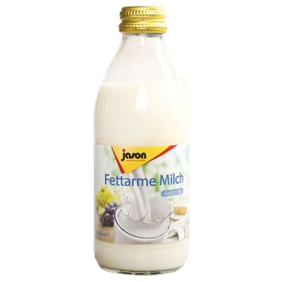 Jason Low-fat Milk 240ml
