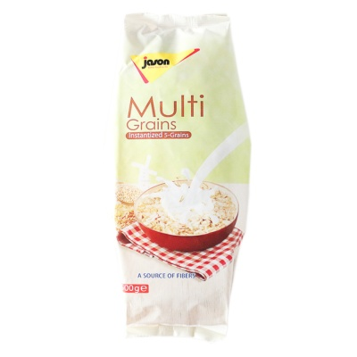Jason Multi Grains Instantized 5-Grains 500g