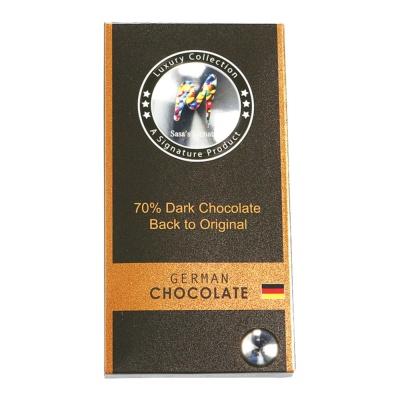 Sasa 70% Dark Chocolate(Back to Original) 100g