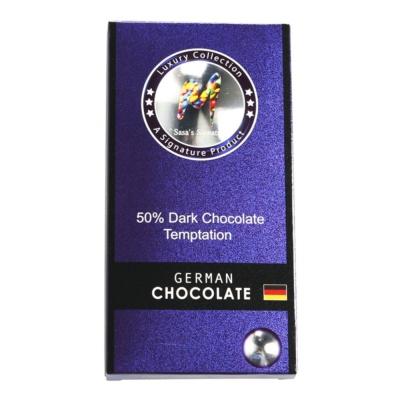 Sasa 50% Dark Chocolate(Temptation) 100g