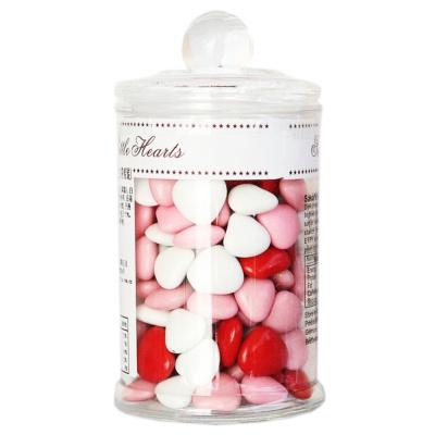 Sasa's Sweetrip Heart-shaped Dark Chocolate Beans 100g
