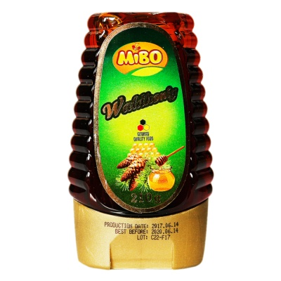 Mibo Forest Honey 210g