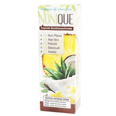 Nonique Tropical Face Wash Cream(Ananas,Guave & Pina Colada) 100ml