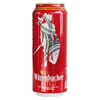 Würenbacher Strong Beer 500ml