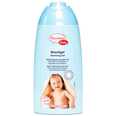 达罗咪婴儿洗发沐浴二合一 250ml