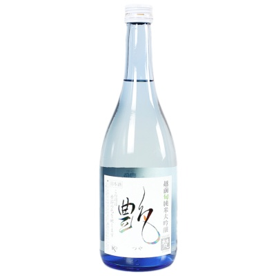 Bron Pure Rice Sake 720ml