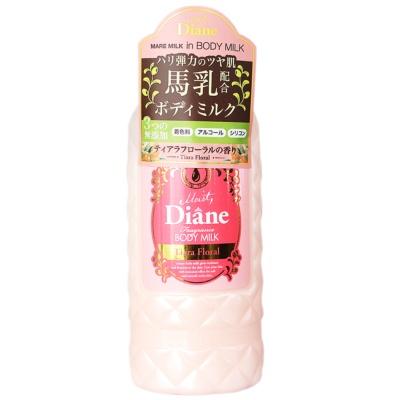 Diane Body Milk (Tiara floral) 250ml