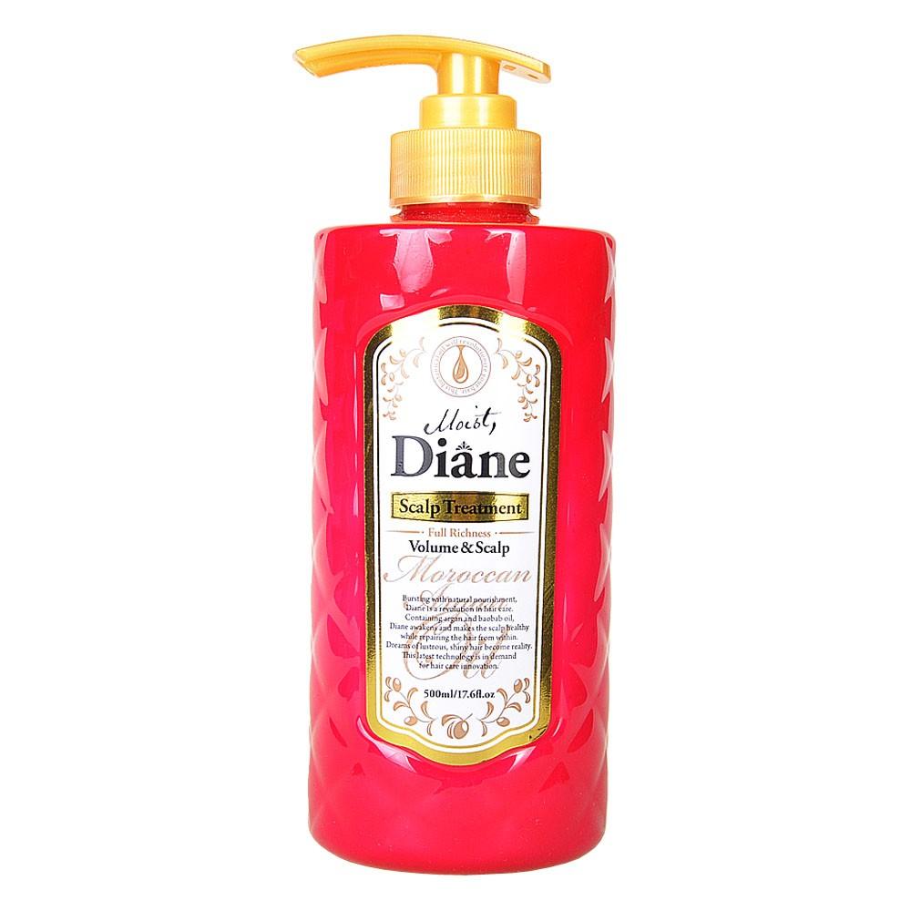 moist diane moroccan oil scalp treatment conditioner 500ml