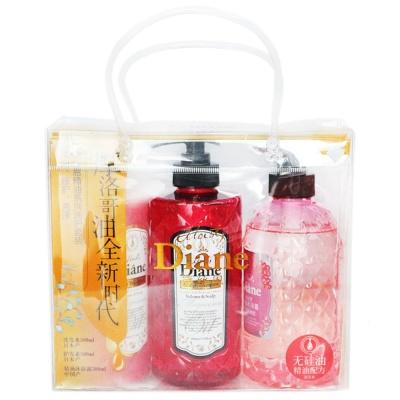 Moist Diane Moroccan Oil Shampoo&Conditioner&Body Wash Set 3*500ml