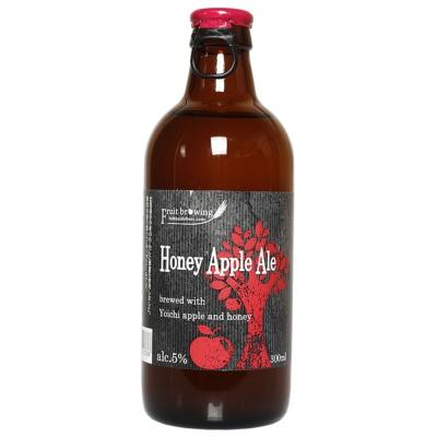 Hokkaido Bakushu Jozo Honey Apple Ale 330ml