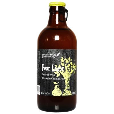 北海道小樽洋梨拉格啤酒 330ml