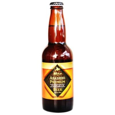 Abashiri Premium Beer 330ml