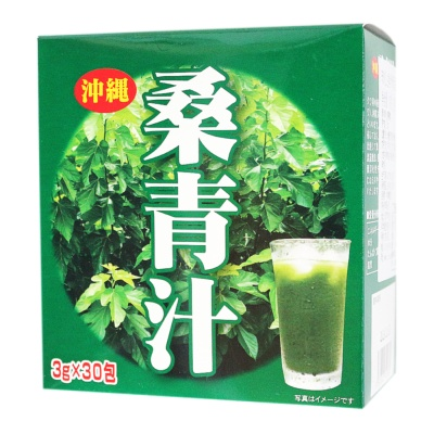 Mulberry Green Juice Solid Drink 90g