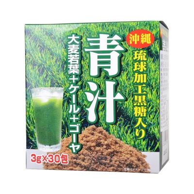 Byukyu Kokuto Green Juice 90g