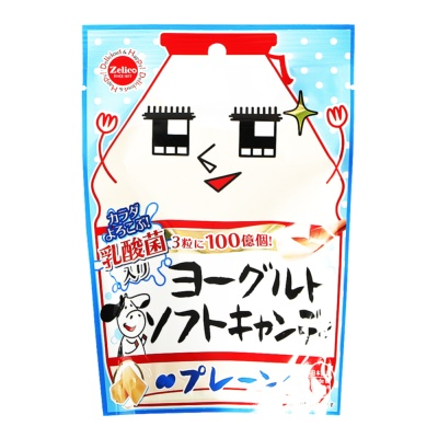 Zelico Original Yogurt Soft Candy 38g