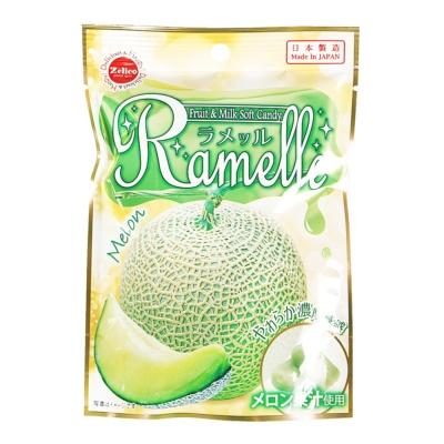 Zelico Ramelle Melon Fruit Candy 38g