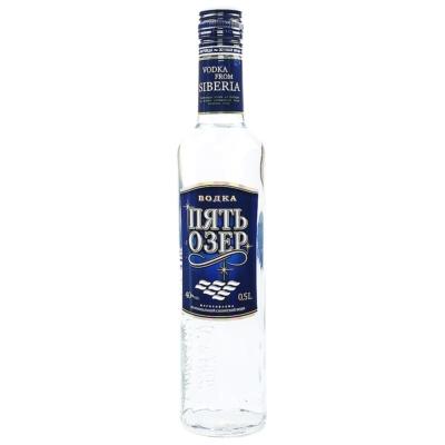 Five Lake Vodka 500ml