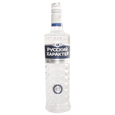 Russian Character Premium Vodka 500ml