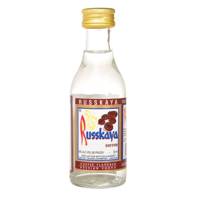 Russkaya mint Vodka 50ml