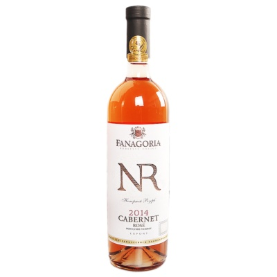 Fanagoria Cabernet Rose Wine 750ml