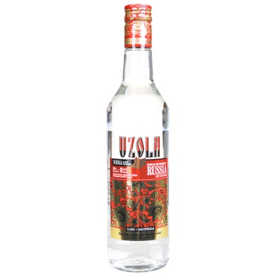 Uzola Vodka 500ml