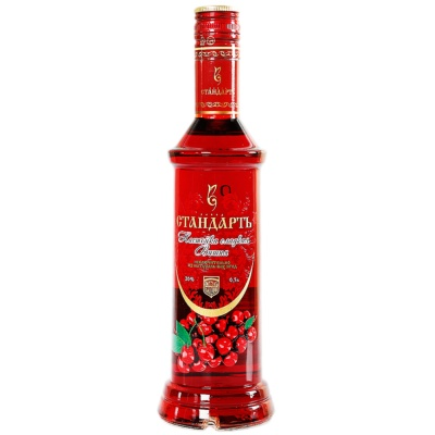 Cтандарт Cherry Flavor Sweet Wine 500ml
