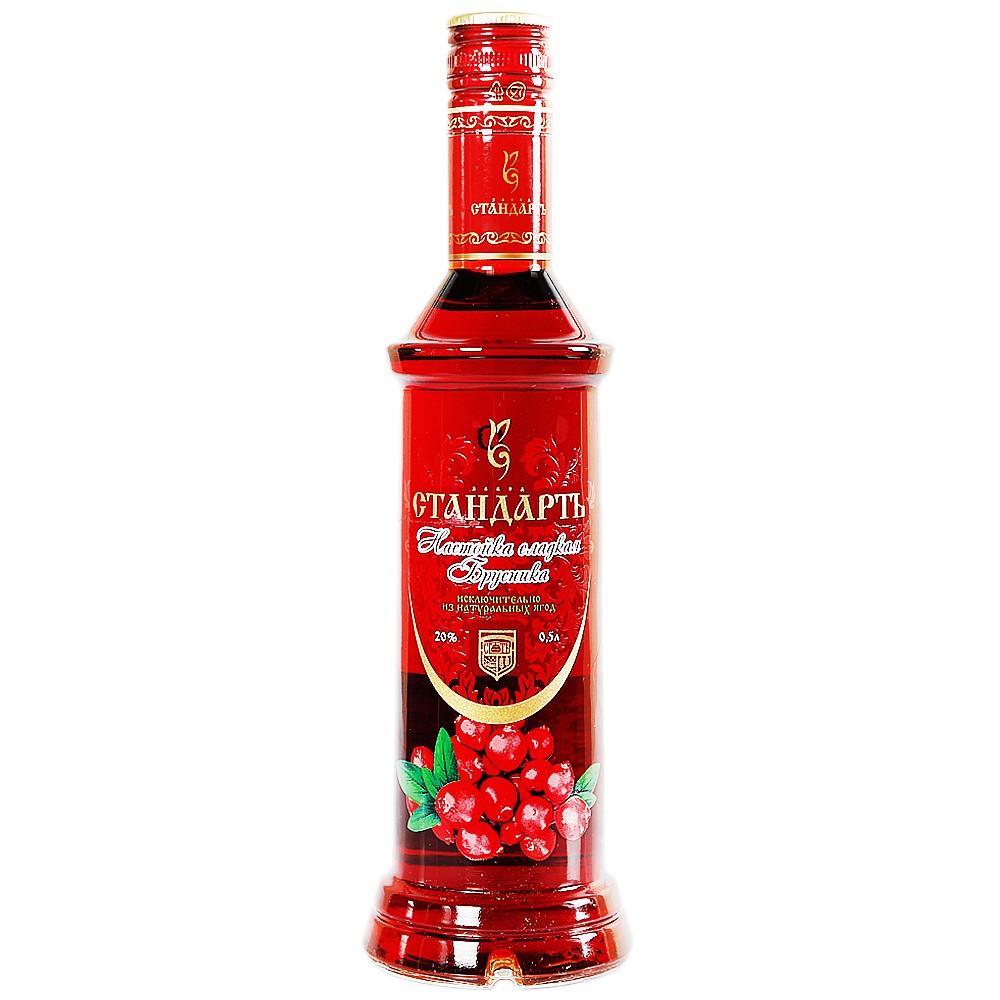 C u0430 u043d u0430 u0440 Cowberry Flavor Sweet Wine 500ml