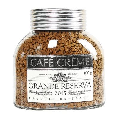 Café Crème Grande Reserva Coffee 100g